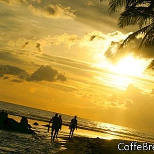 10 трябва да видите места в Карибите