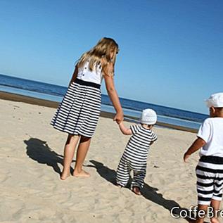 Чување деце у води