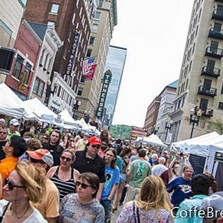 Rossini-festivalen, Street Fair, Tennessee
