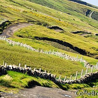 Irlandzki plan podróży