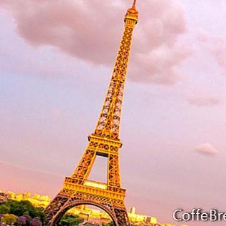 Pariisi ooperi külastamine