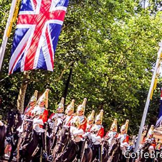 Британски чести