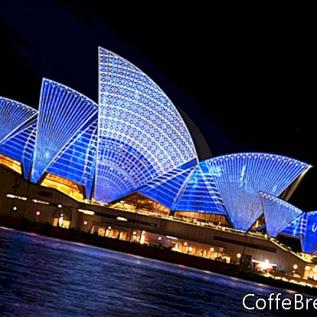 ऑस्ट्रेलिया में शीर्ष पाँच पर्यटक आकर्षण