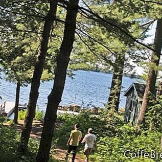 Migis Lodge Maine's Sebago järvel