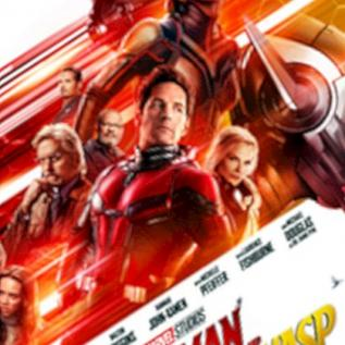 Ant-Man i The Wasp