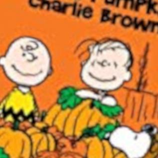 यह महान कद्दू चार्ली ब्राउन है