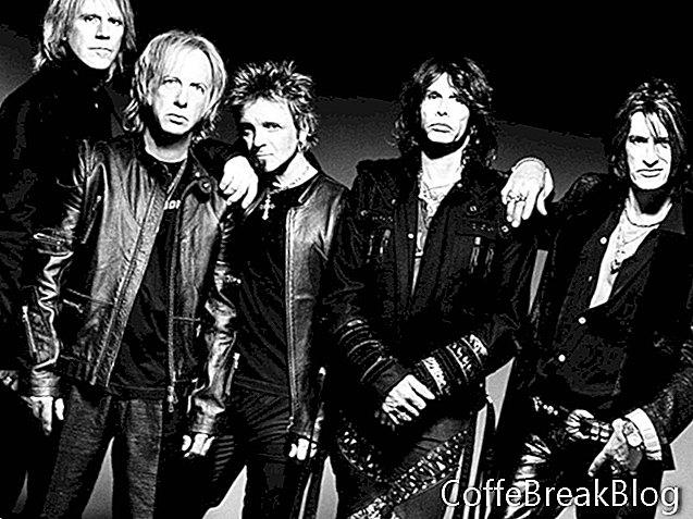 Auf der Platte - Aerosmith