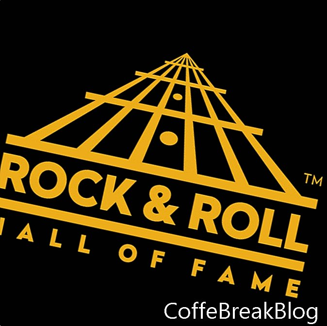 Rock And Roll Hall of Fame Inductees