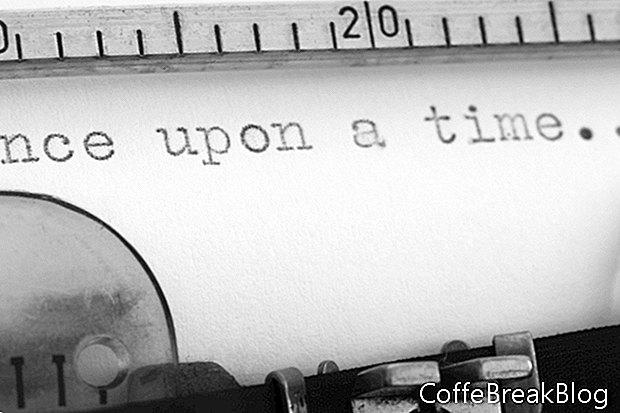 Kaffee, Zigaretten und Schreibblockade