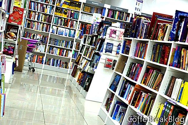 Uso de bolsas de plástico para libros