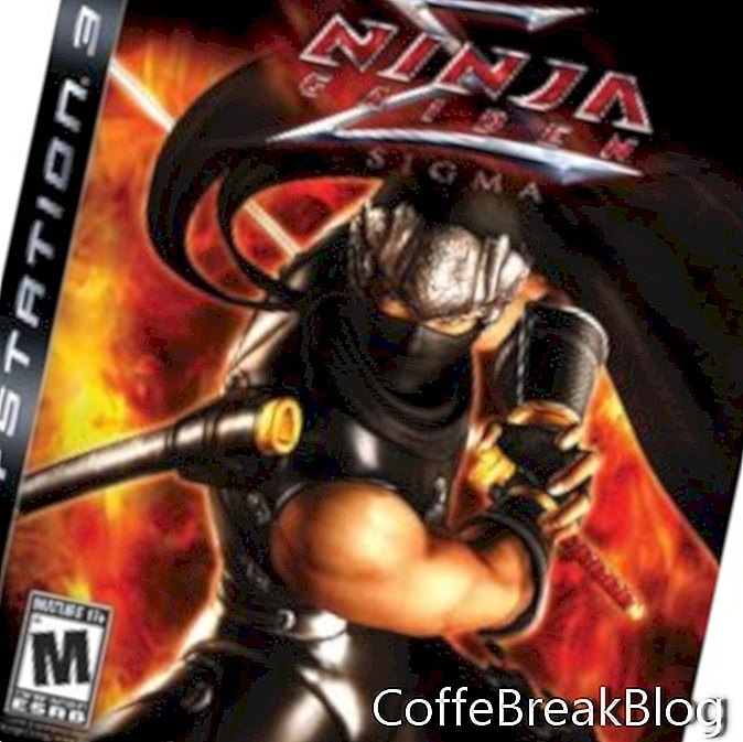 Ninja Gaiden Sigma arvustus