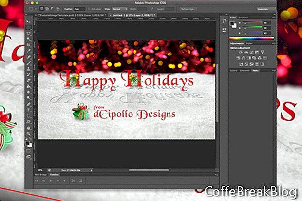 Valmistage Photoshopi fail ette Apple Motioni jaoks