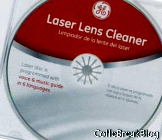 Pembersih Lensa Laser GE