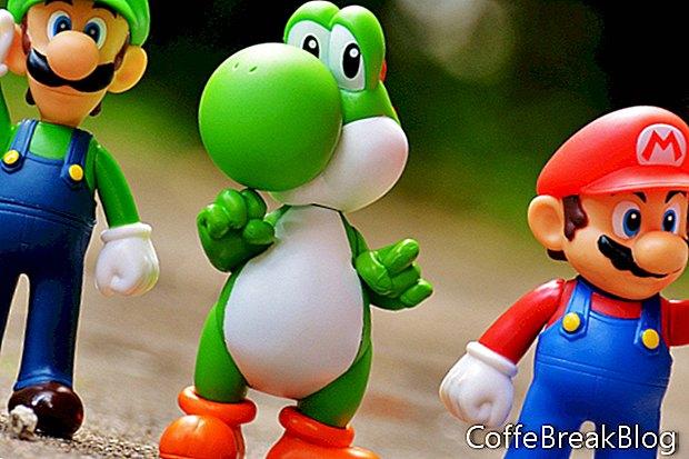 ورقة ماريو N64 مراجعة