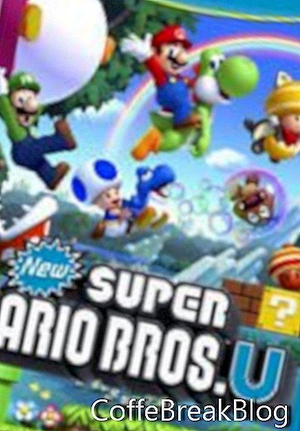 Ny Super Mario Bros. U - Wii U