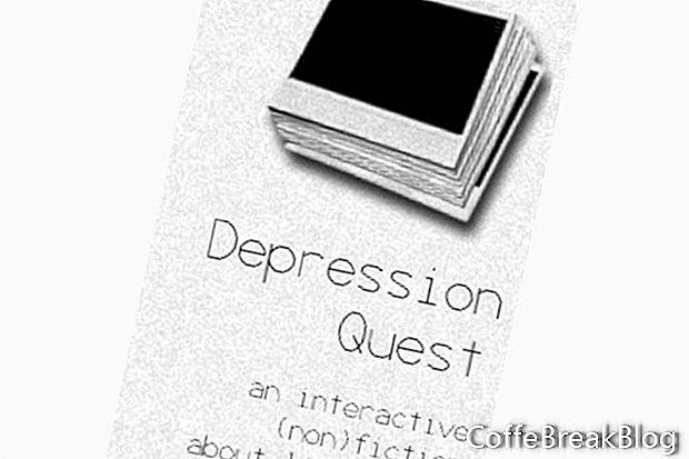 מסע דיכאון - בדיוני אינטראקטיבי