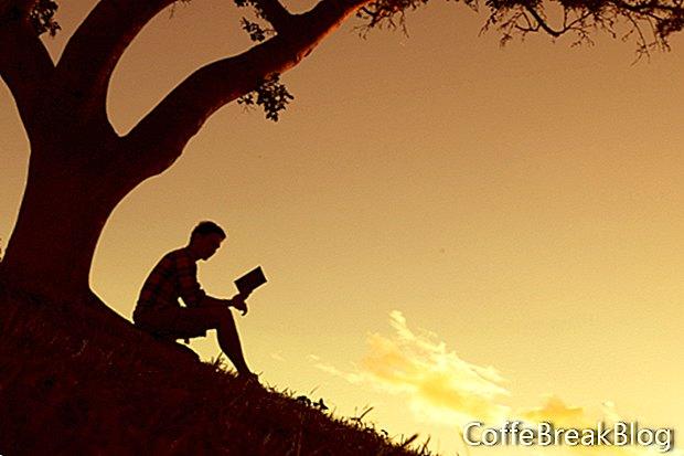 أنشطة التوعية المطبوعة للقراءة