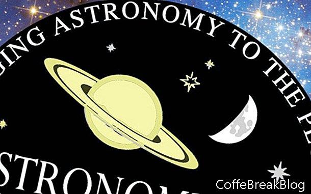Astronomy Day - การนำดาราศาสตร์มาสู่ประชาชน