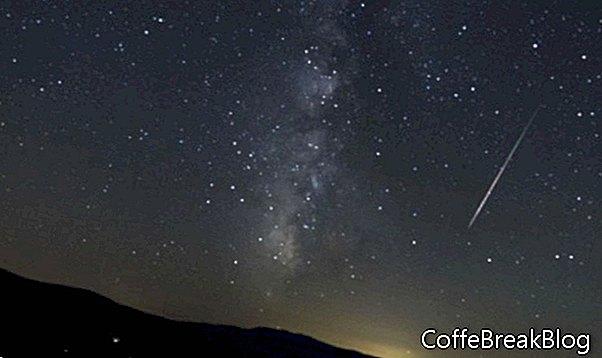 Meteoriți și meteoriți - Fapte pentru copii