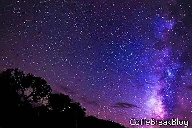 ABC astronómie - C je pre kozmické lúče