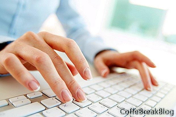 Evaluering av online ressurser