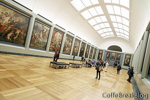Einfache interaktive Ideen für Museen