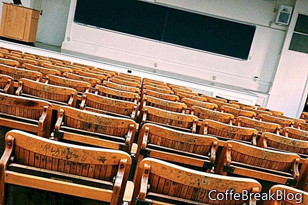 Il profitto per ottenere una laurea