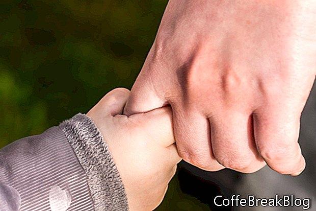 Erwachsene Geschwister - Behinderungen im Kindesalter