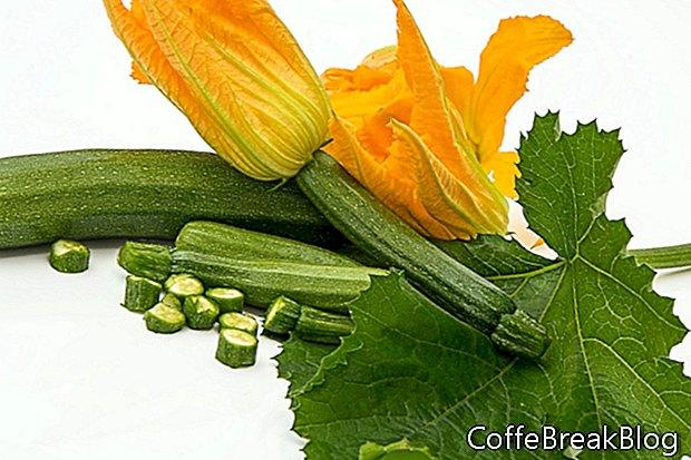 Рецепта за салата от броколи и сос от зелен фасул