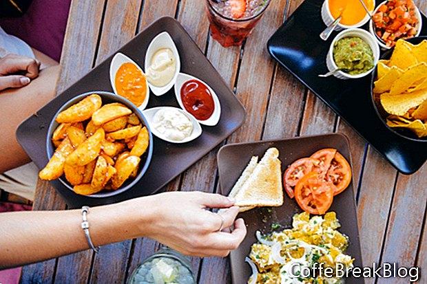 Mexické pouličné jedlo - Enfrijoladas