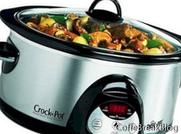 Преглед на Rival 38651 CrockPot Slow Cooker