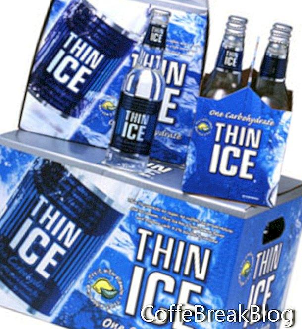 קרח דק - 1 גרם בירה פחמימות