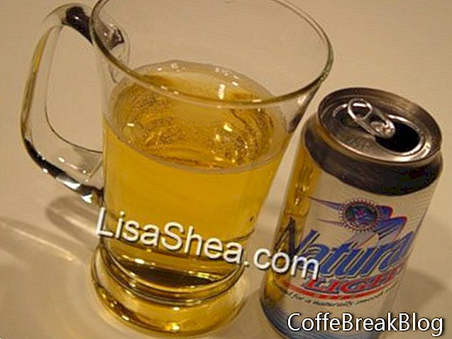 Luz natural Anheuser Busch cerveza baja en carbohidratos