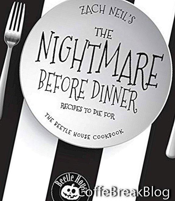 Der Albtraum vor dem Abendessen Kochbuch Review