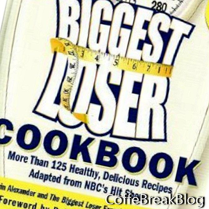 The Biggest Loser Cookbook Review