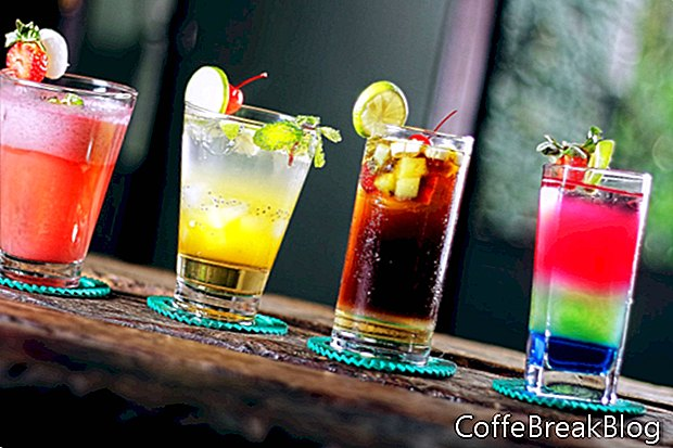 Рецепти за питие - Лъвица, Тигрова опашка, Полярна мечка