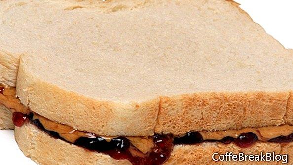 Maapähkinävoi voileipäideat