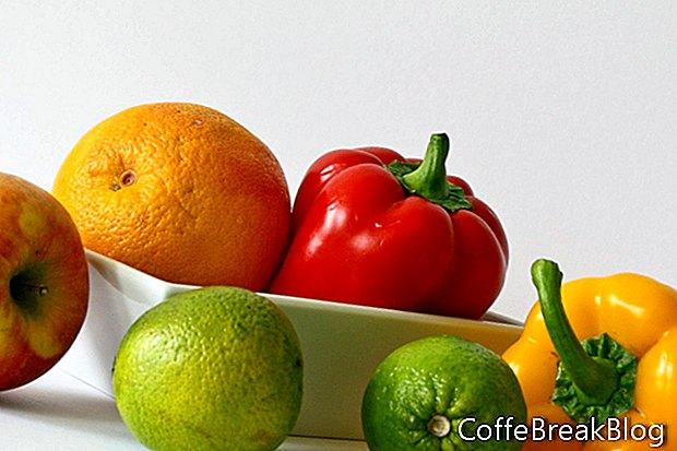 Brioșe făcute din pulpa de suc de portocale