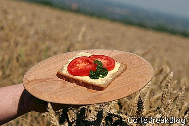 Ezekiel 4: 9 Pregled vzhajanega žitnega kruha