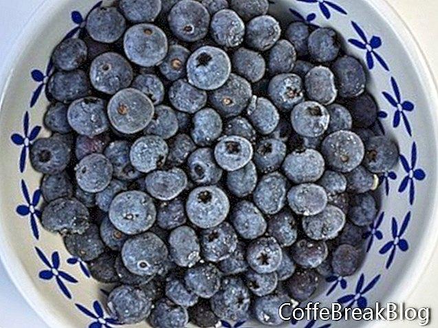 Ricetta Easy Blueberry Cobbler