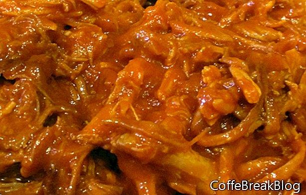 Каюн извади рецепта за свинско месо