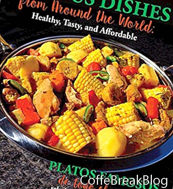 Известни ястия от преглед на книги по света