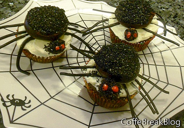 Idées de décoration de petit gâteau de dernière minute