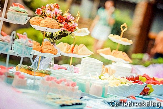 Eine Cookie-Party veranstalten