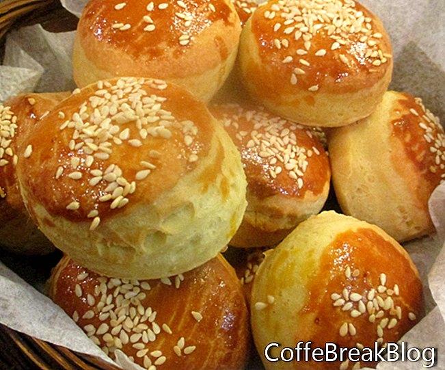 Receta de pan de molde Brioche