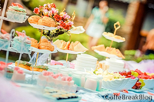Sommerparty Essen Ideen