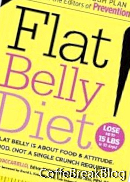 Lame kõht dieet - raamat ülevaade