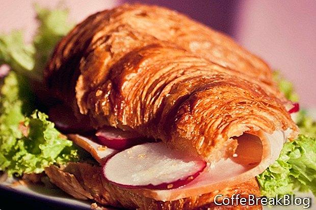 Brunch sandwich per la festa della mamma