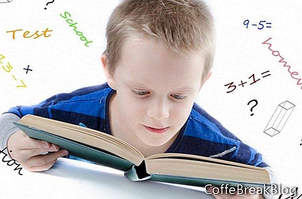 Iskanje matematičnega mentorja za otroka z ADD