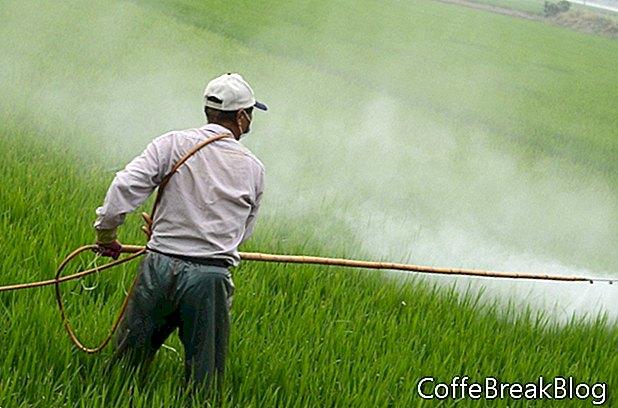 Pestizidexposition und Jungen mit ADS